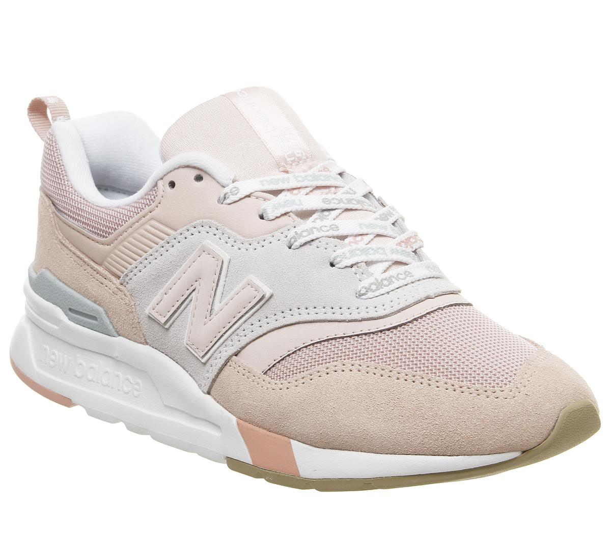 New Balance 997 Trainers Oyster Pink