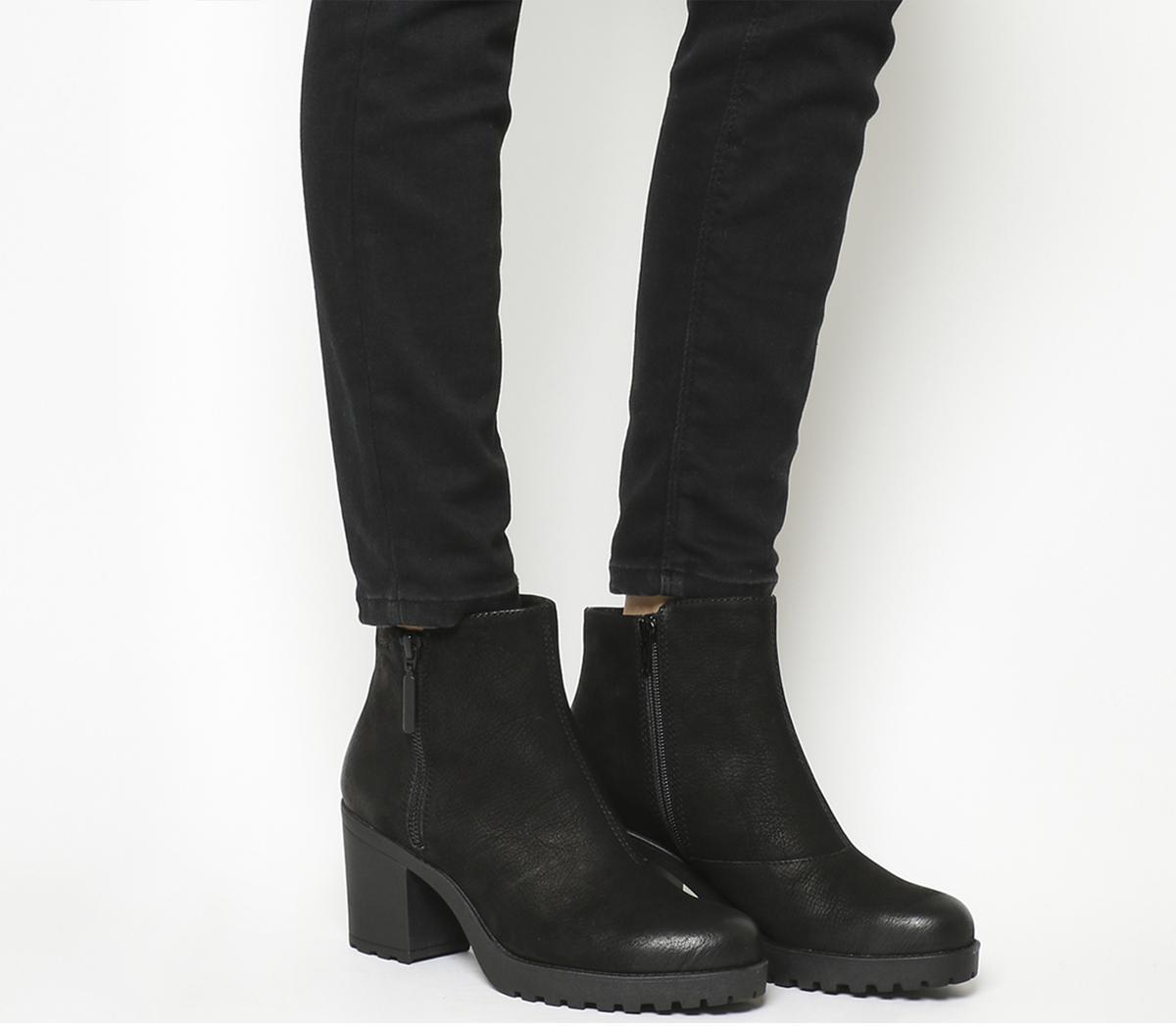 Grace Zip Boots