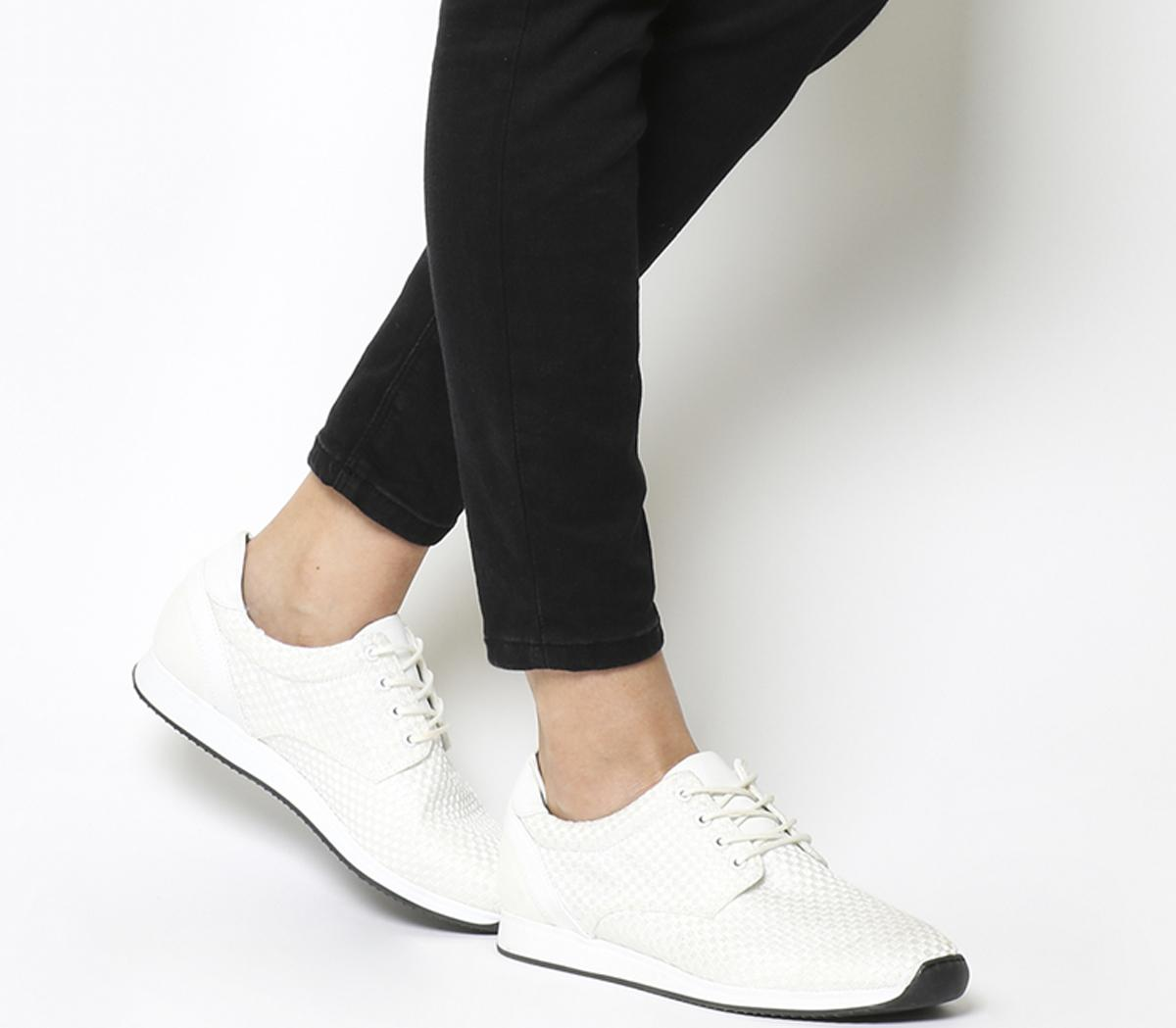 Vagabond Kasai Sneaker White - Flats