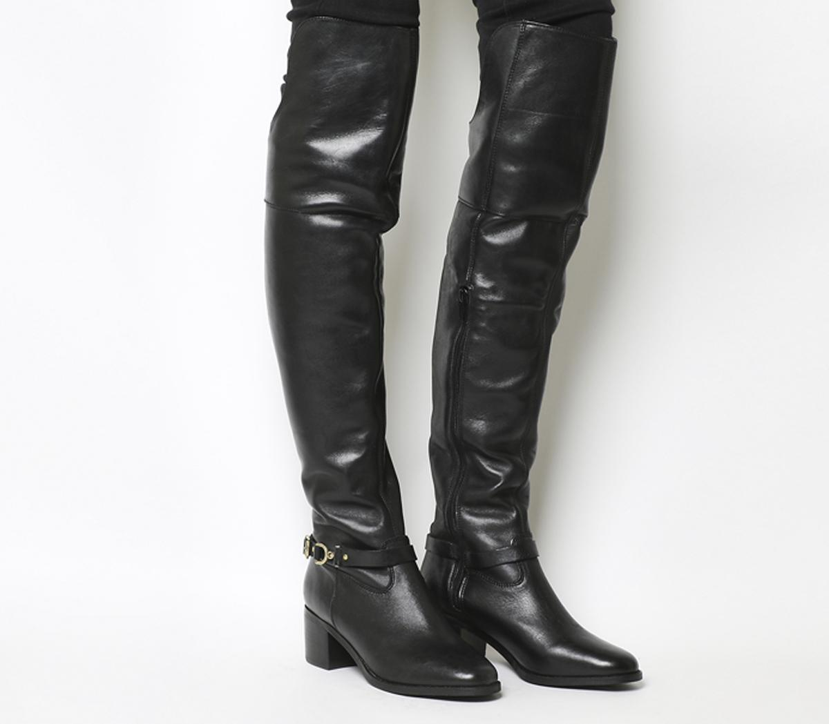 Nadia Over The Knee Smart boots