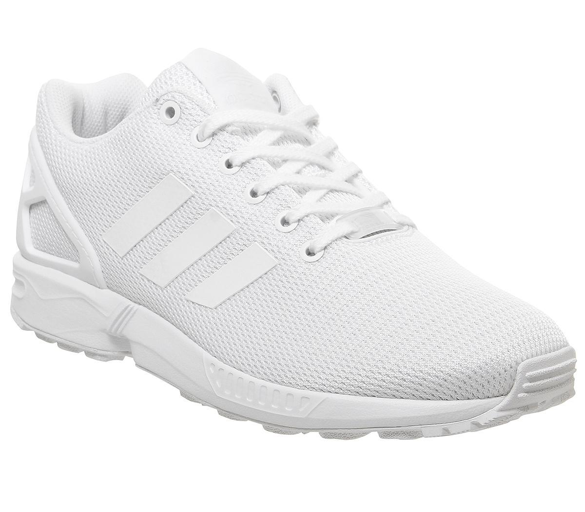 adidas Zx Flux White - Unisex Sports