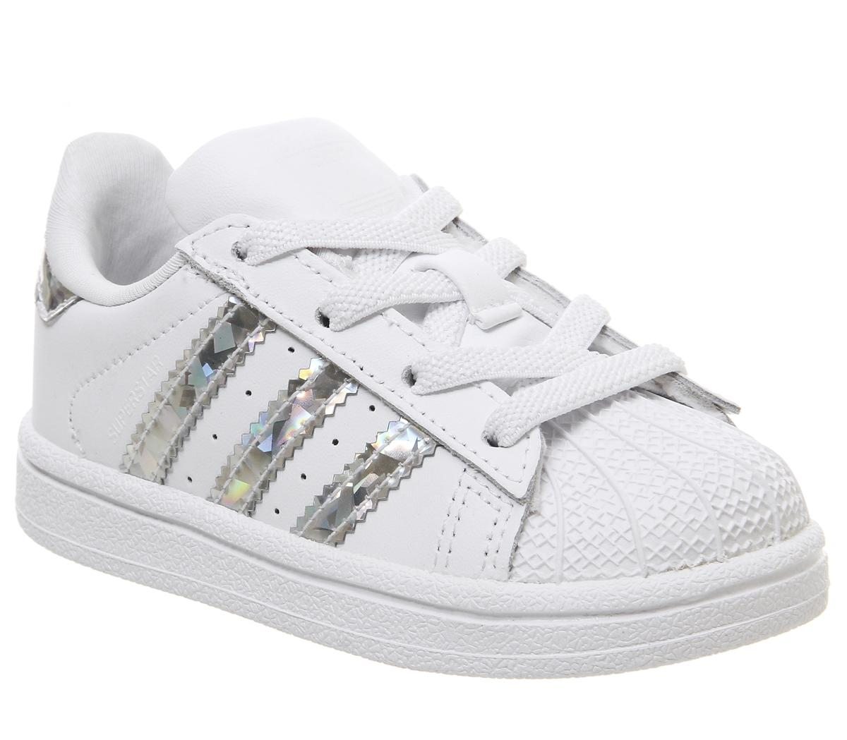 adidas Superstar Infant 2-9 Trainers