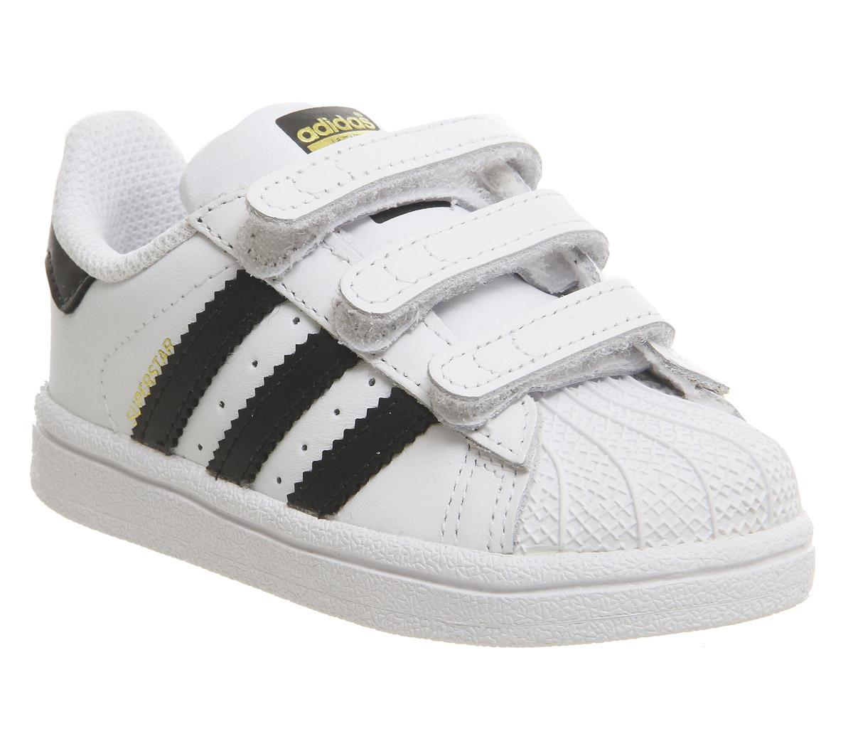 Superstar Infant 2-9 Trainers