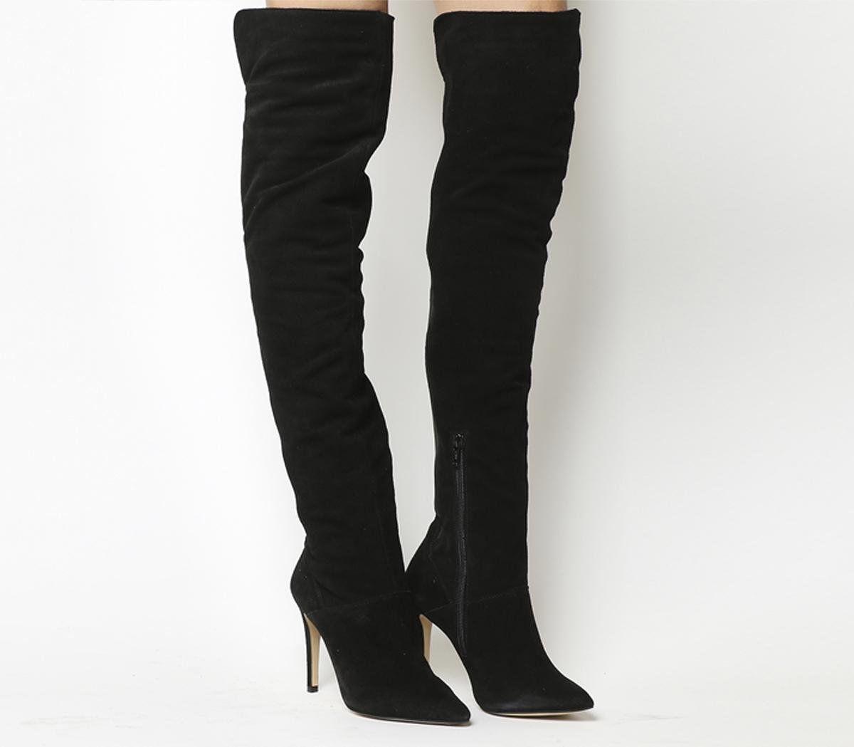 Neve Over The Knee Boots