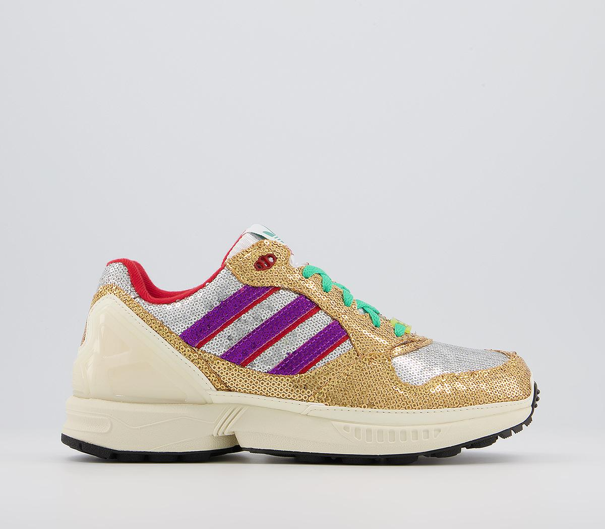 Zx 6000 Trainers