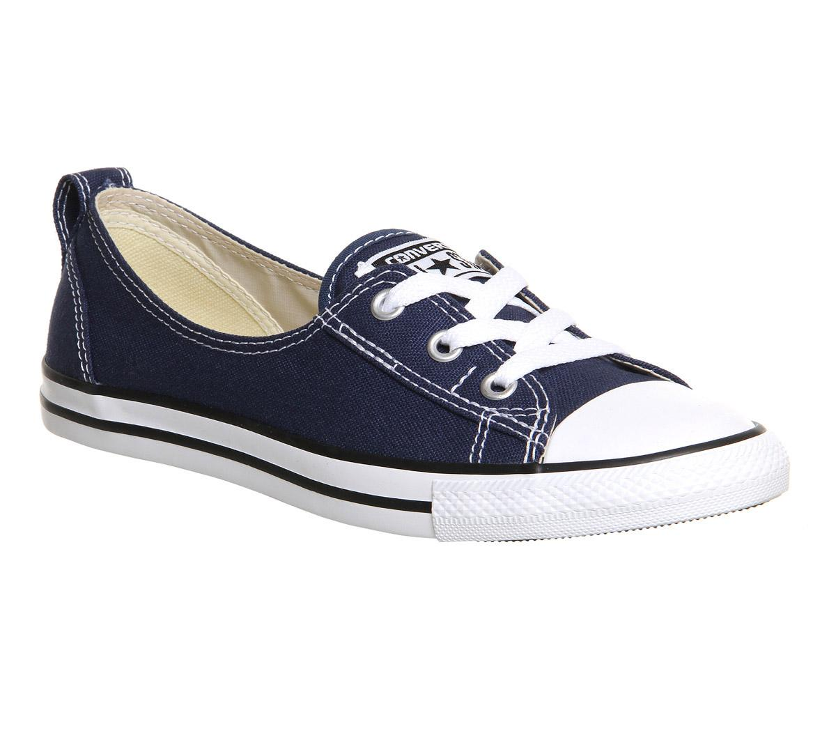 Converse Ctas Ballet Lace Navy - Hers