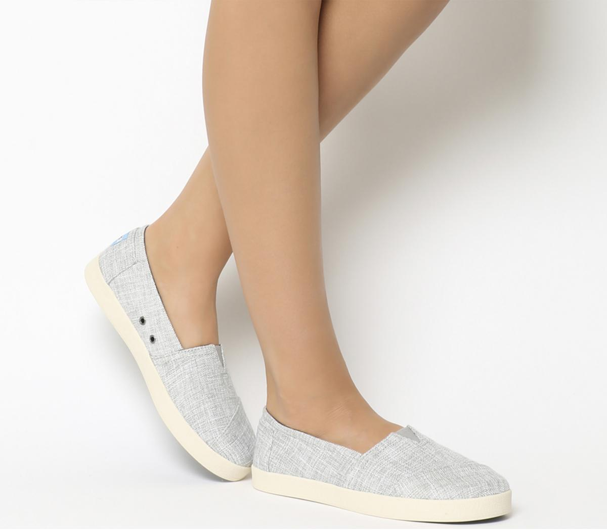 Toms Avalon Sneakers Drizzle Grey