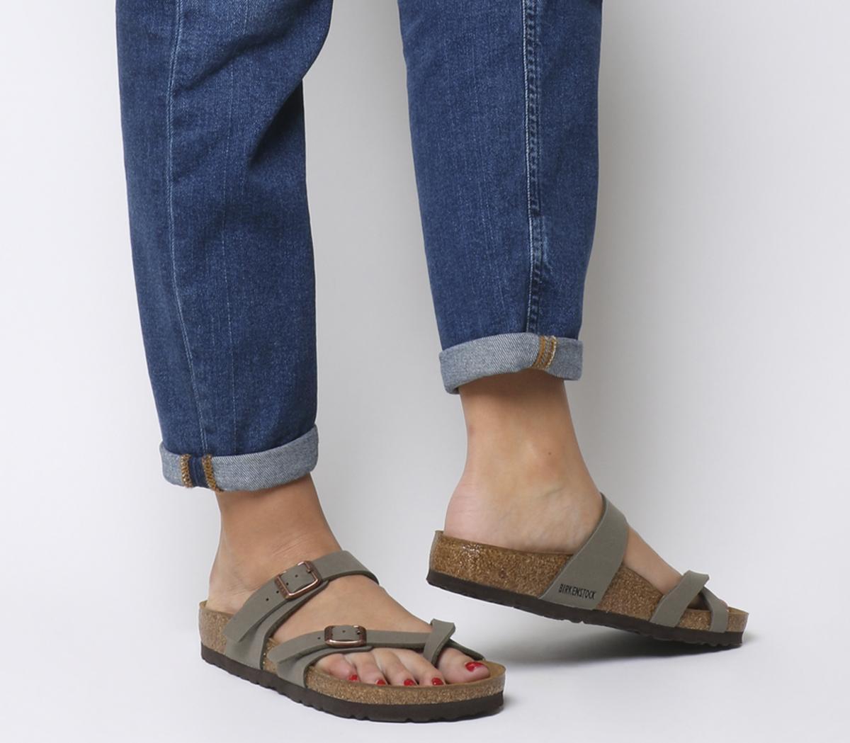Mayari Cross Strap Sandals