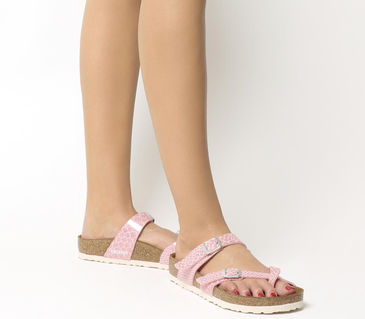 Mayari Cross Strap Sandals