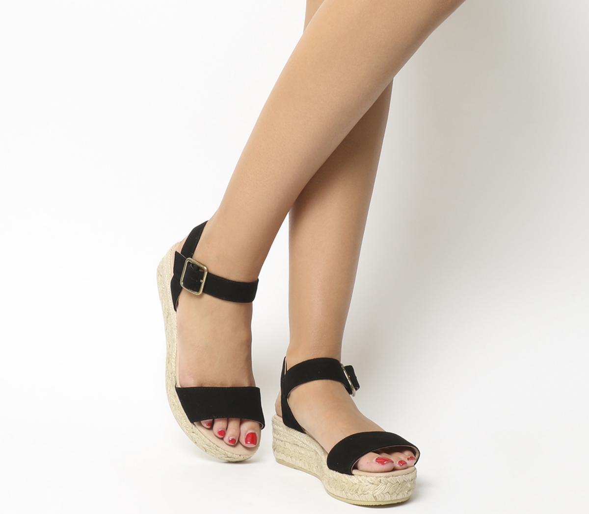 Jyle Flatform Sandals