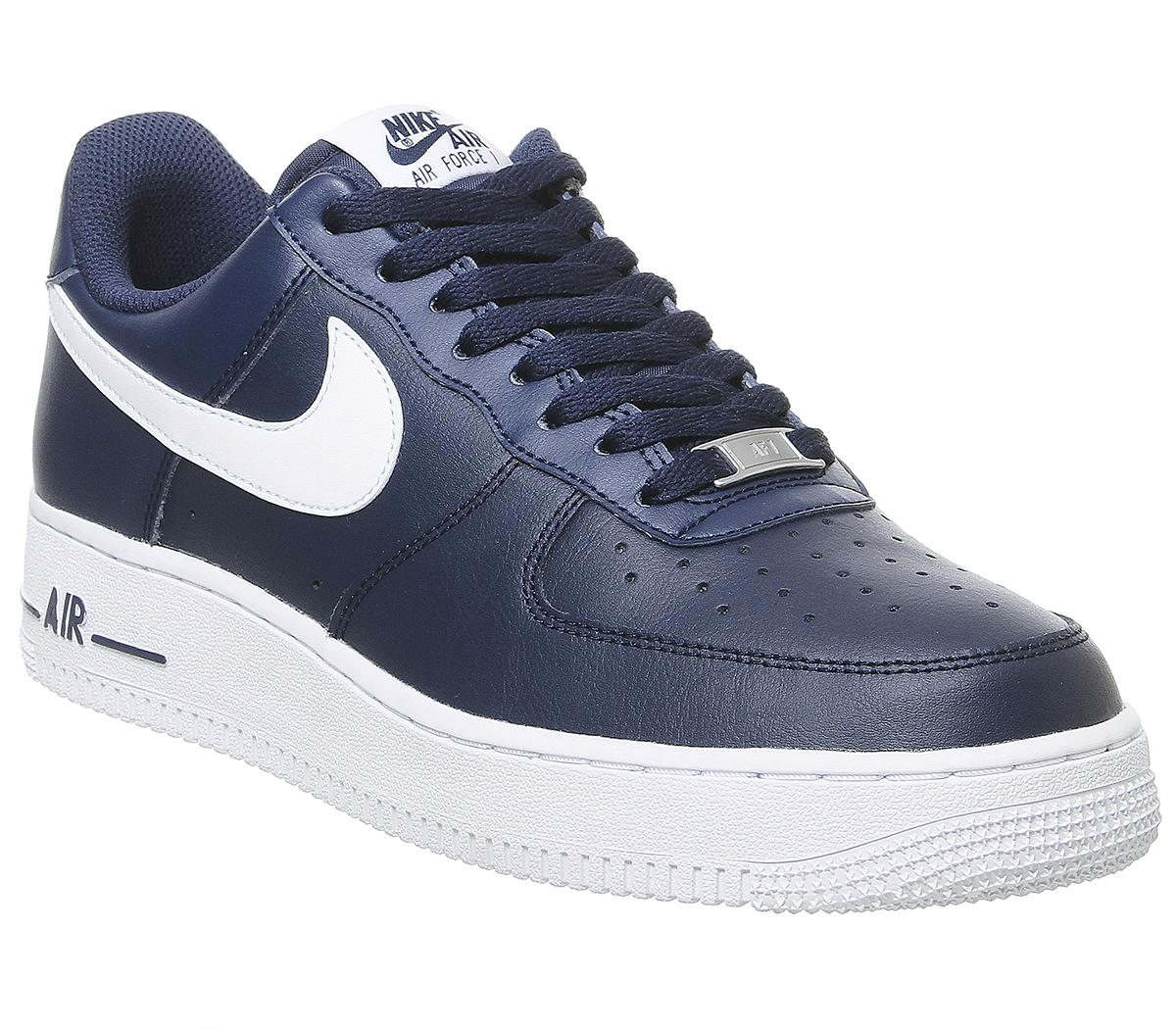 nike air force 1 navy