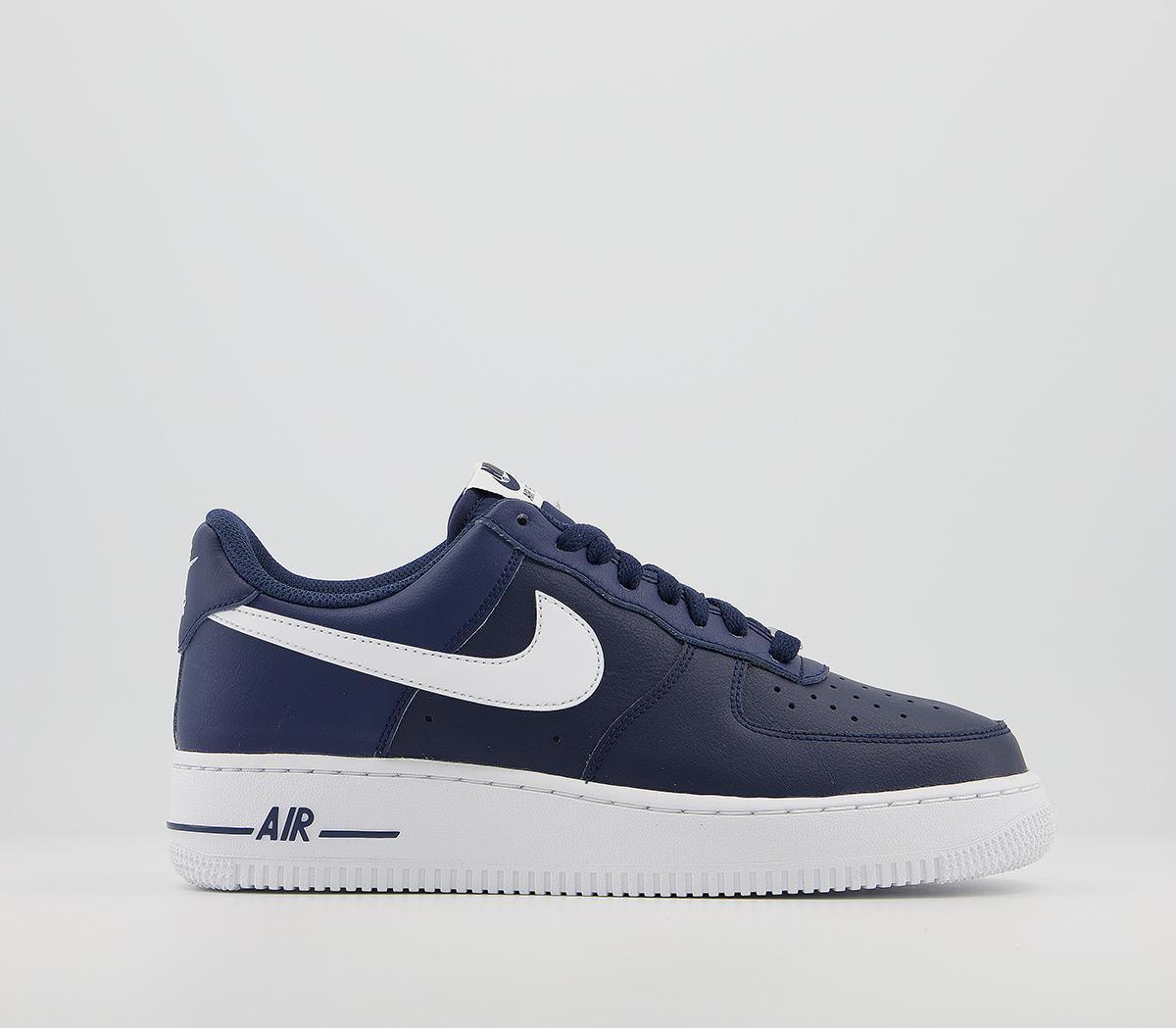 Nike Nike Air Force One (m) Navy White