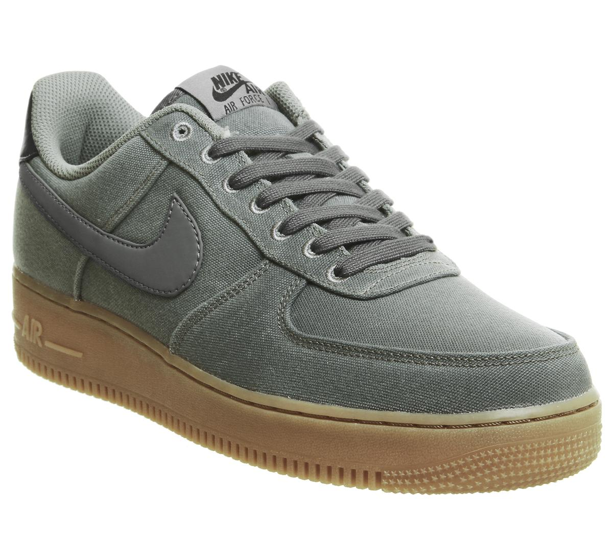 air force 1 with gum sole