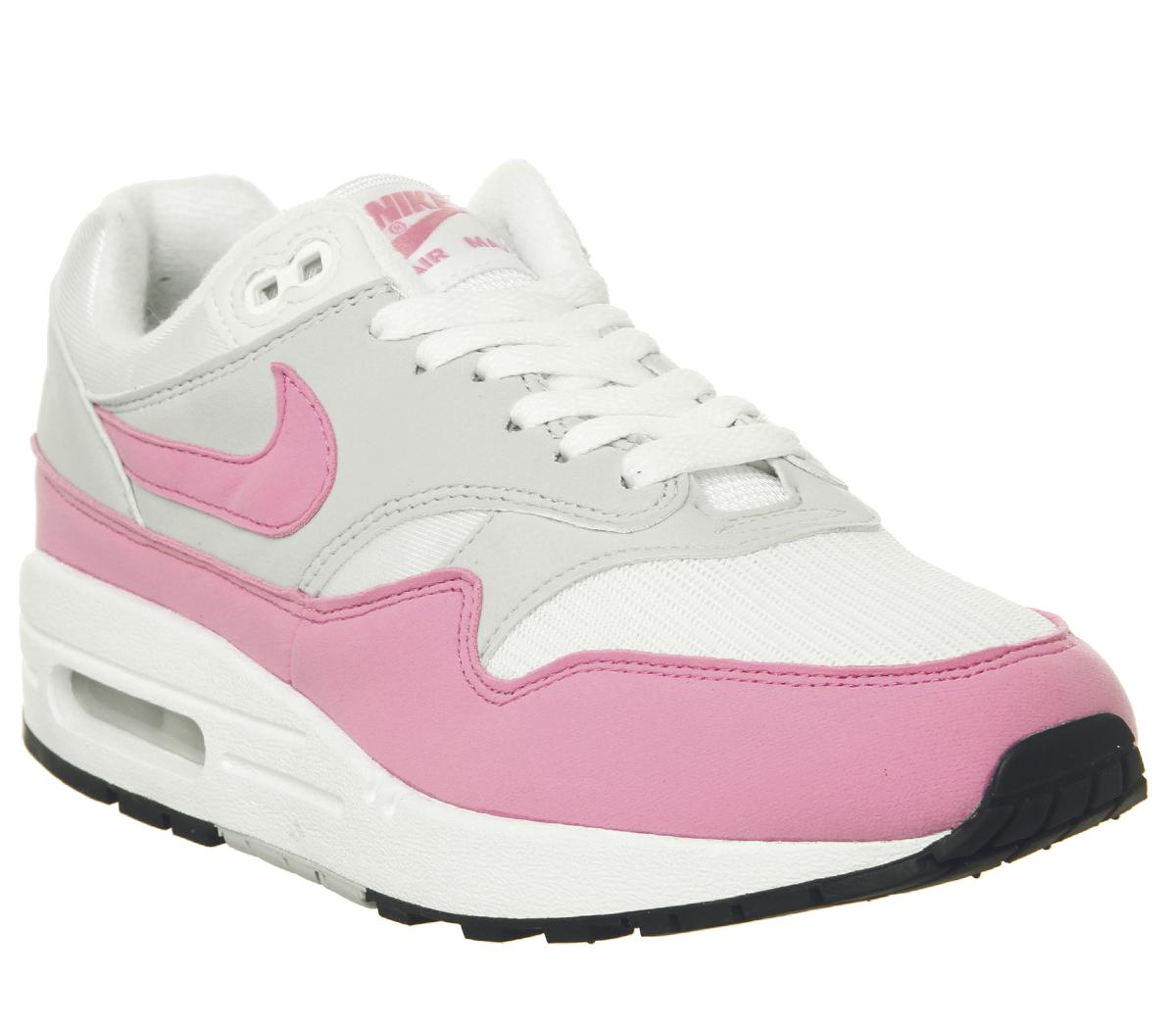Nike Air Max 1 Trainers White Psychic