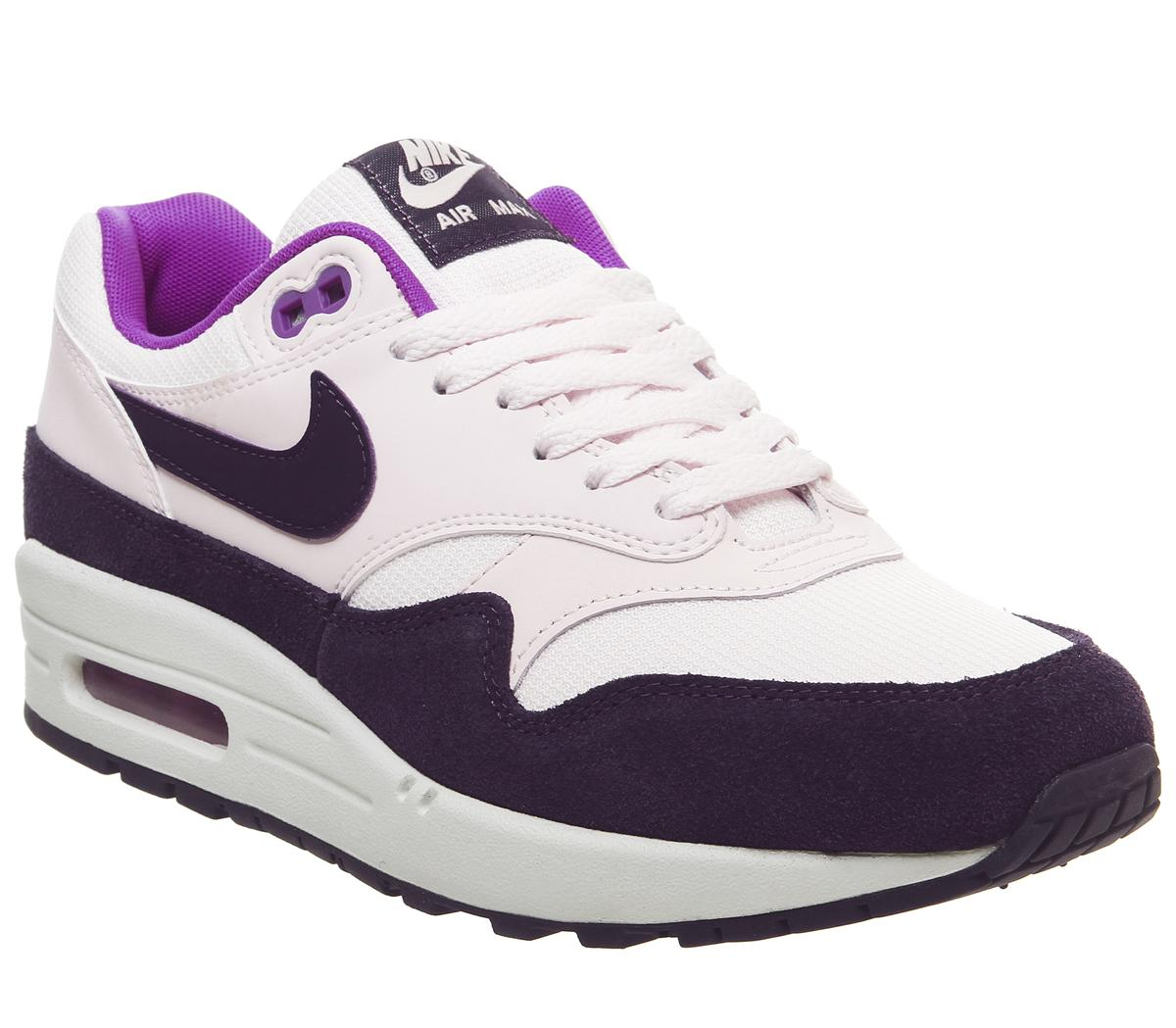 Nike Air Max 1 Trainers Light Soft Pink