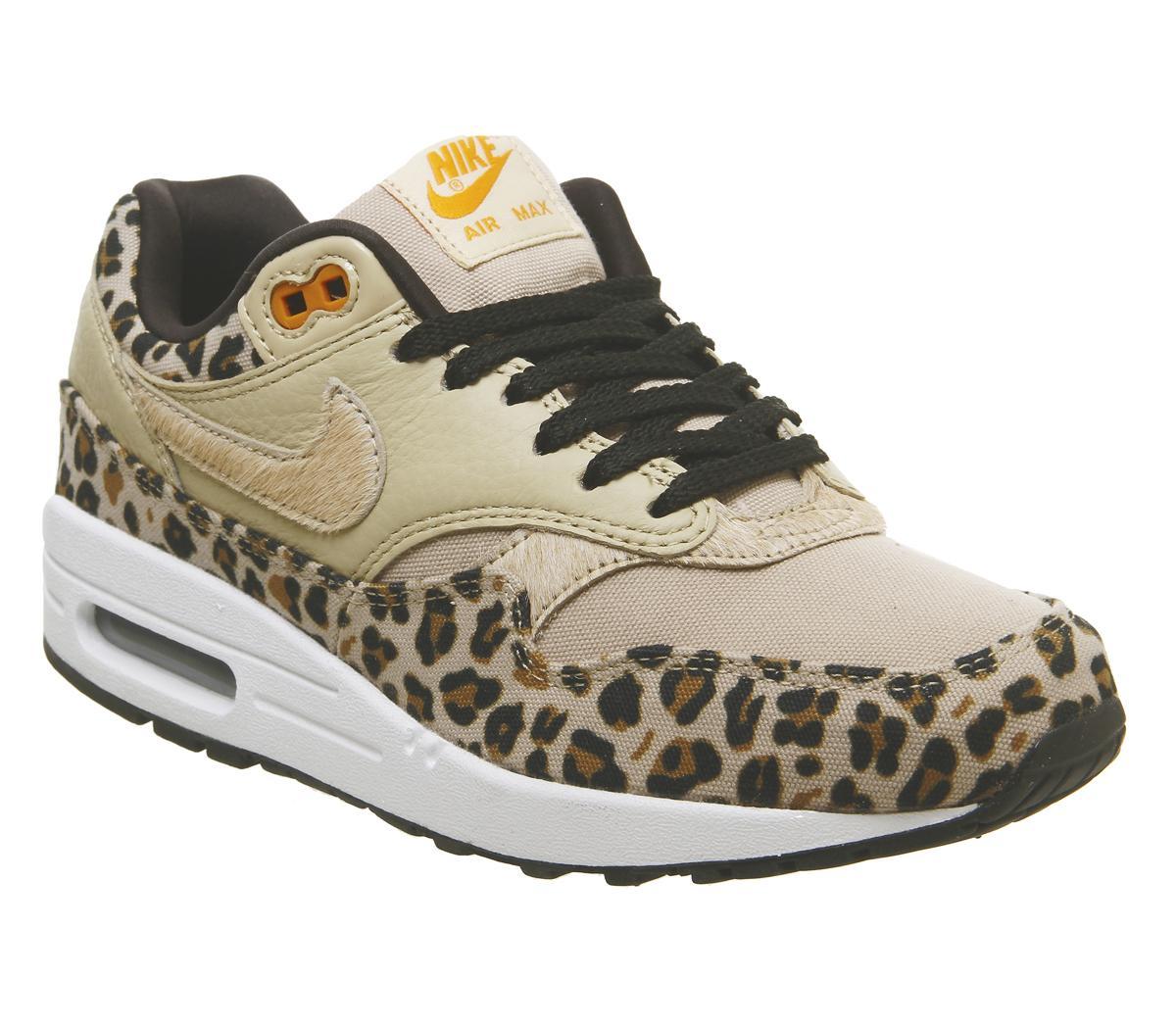 air max 1 leopard