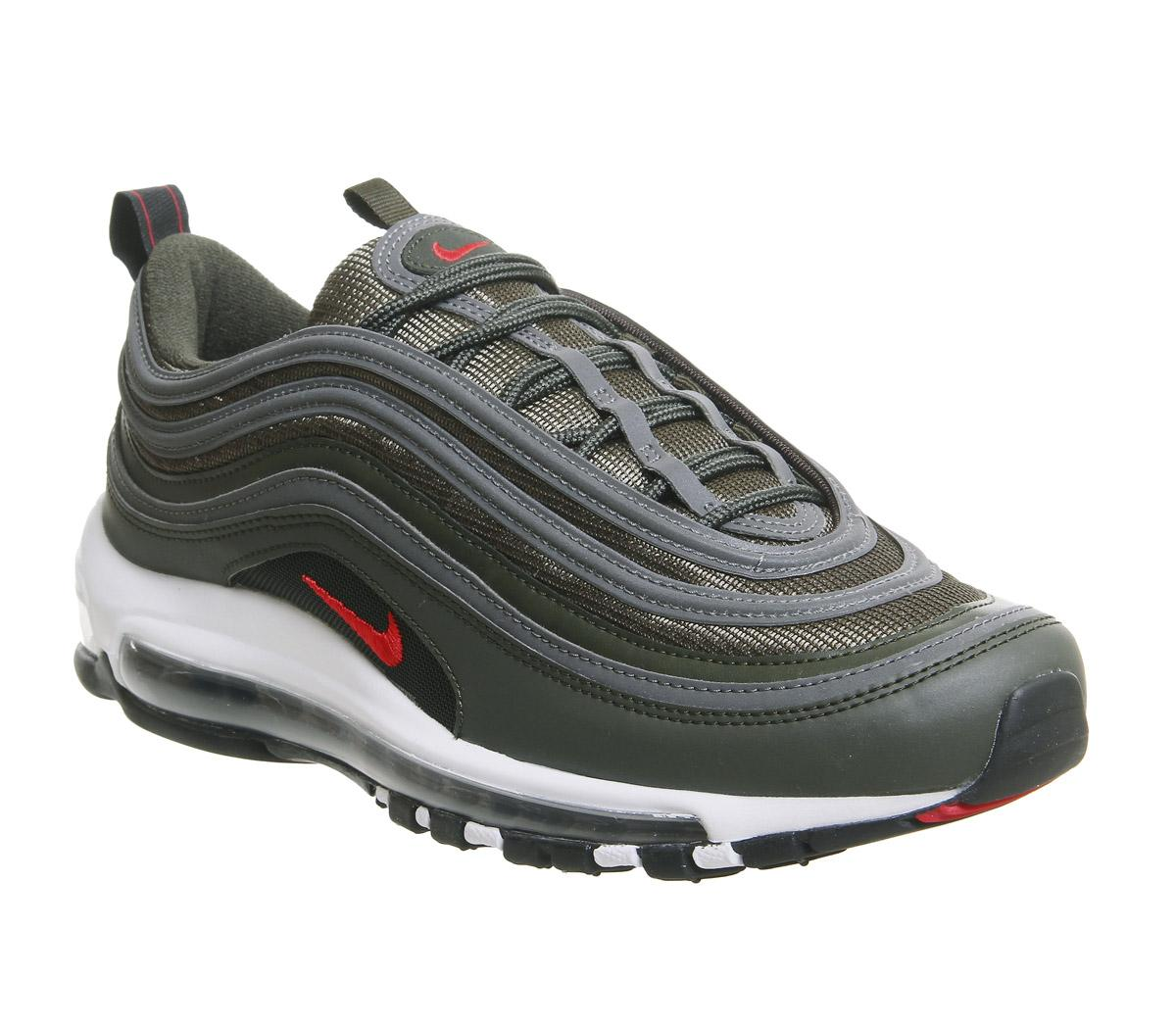 Nike Air Max 97 Trainers Sequoia