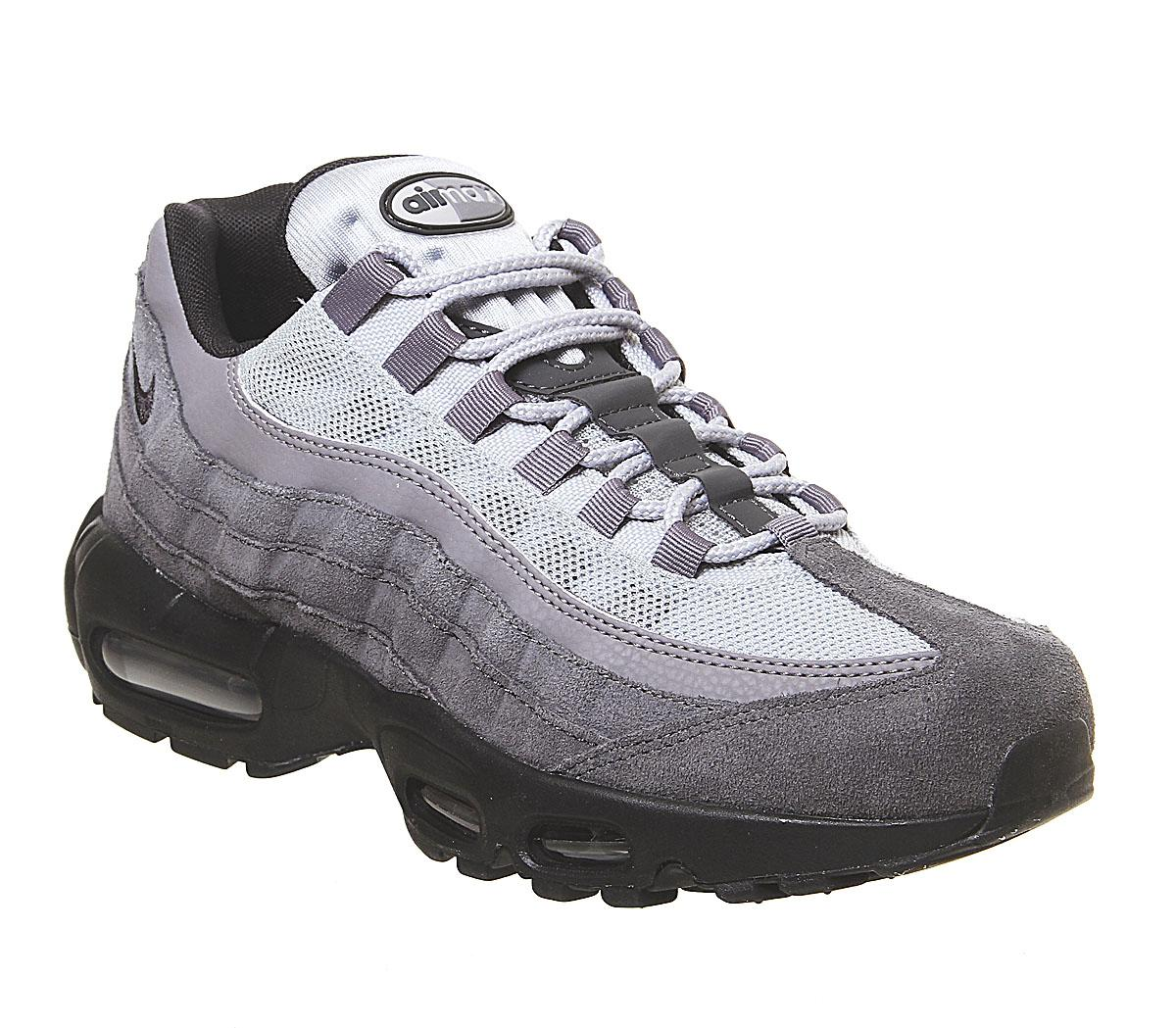 Nike Air Max 95 Trainers Anthracite
