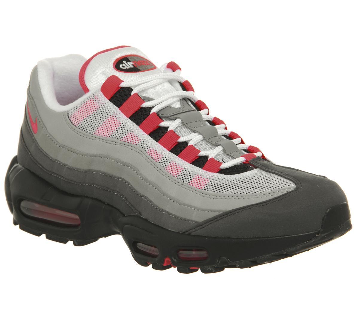 Honesto Movilizar Búho  nike air max 95 solar red Cheap Nike Air Max Shoes