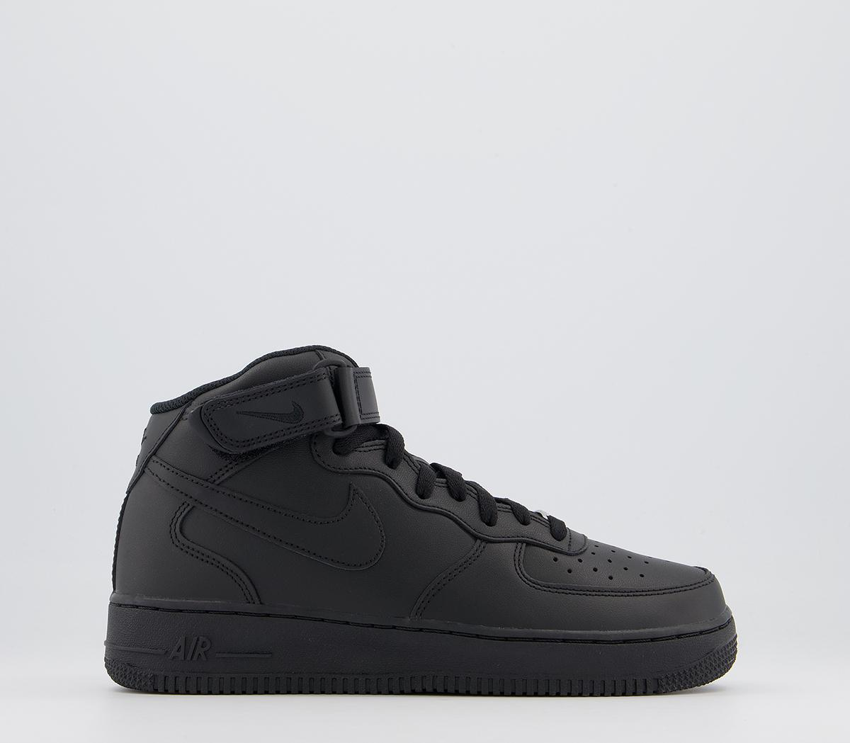 Air Force 1 Mid Trainers