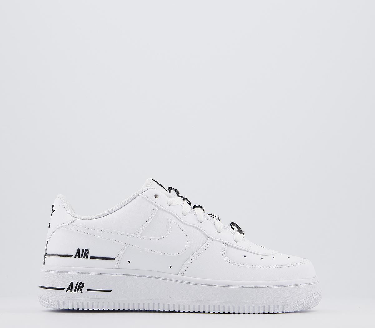 Nike Air Force 1 Trainers White White