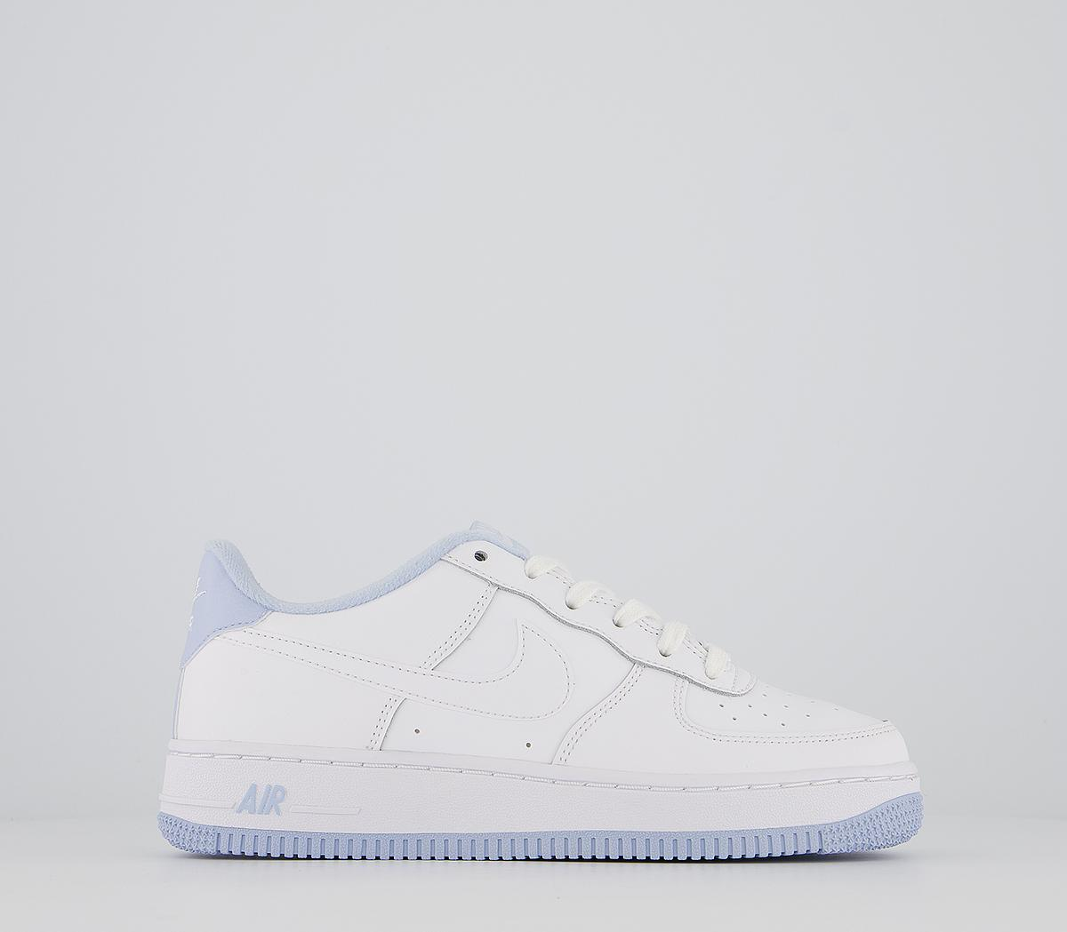 Nike Af1 Boys Trainers White White