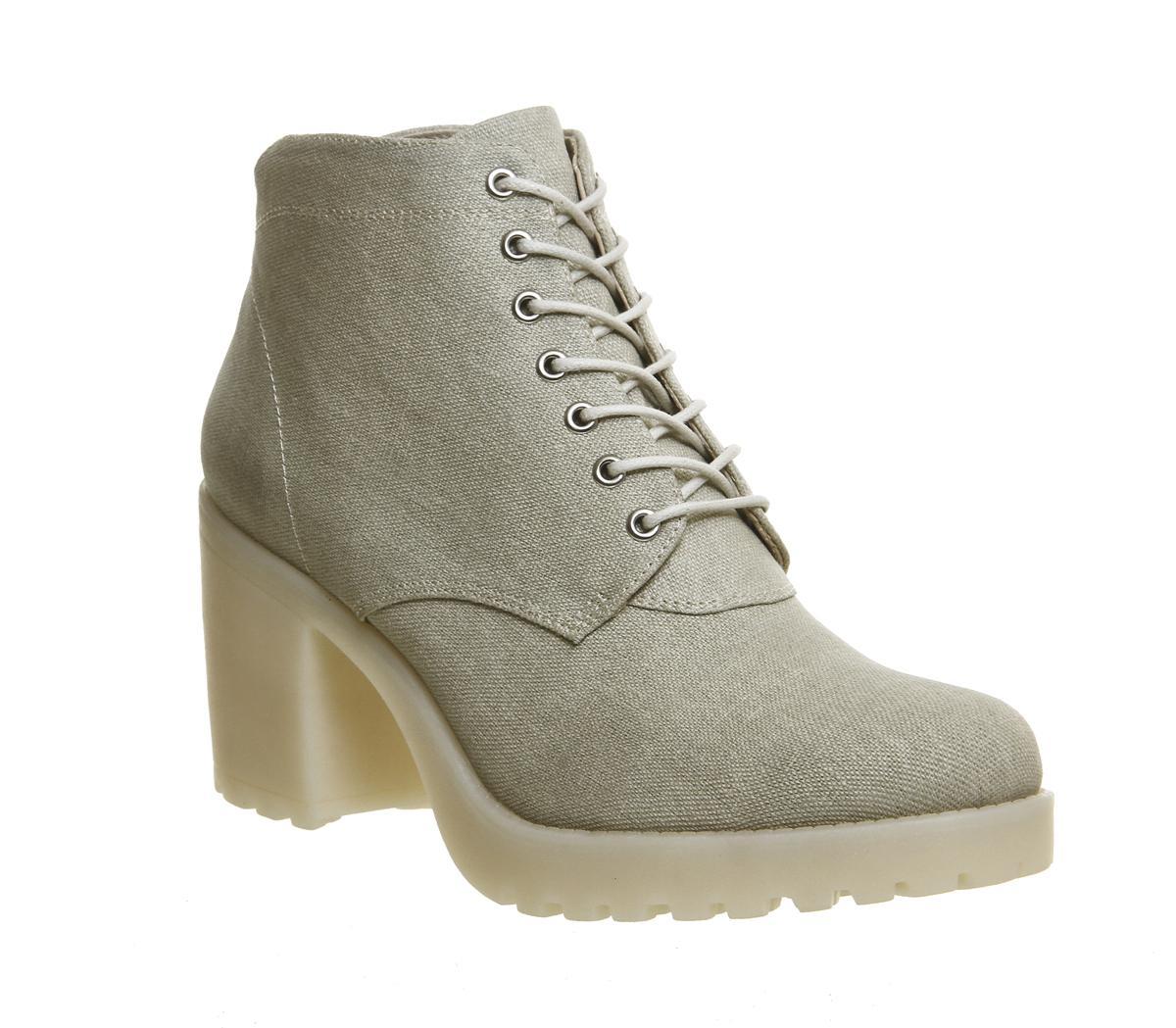 Grace Lace Up Boots