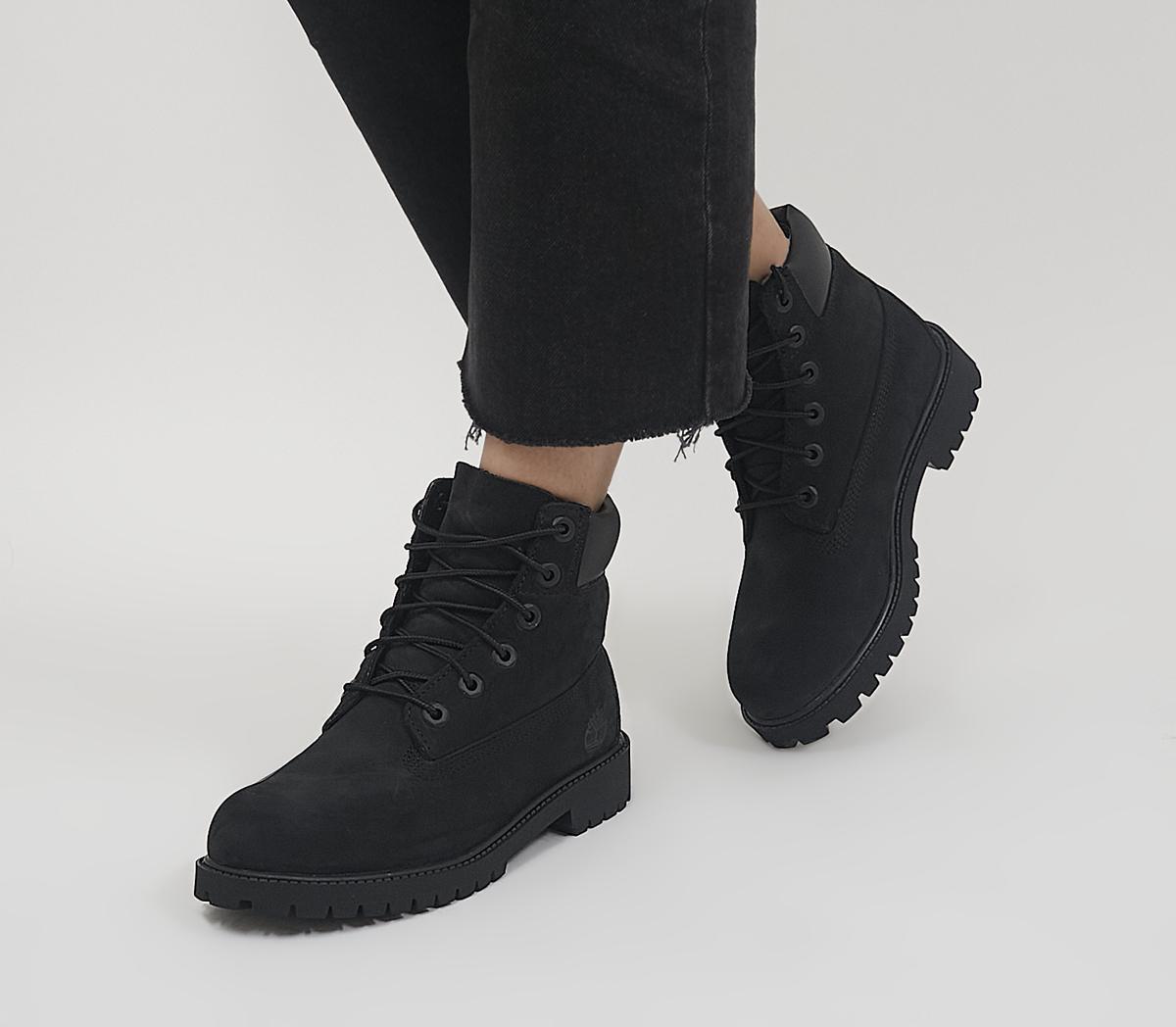 Juniors 6 Inch Premium Waterproof Boots