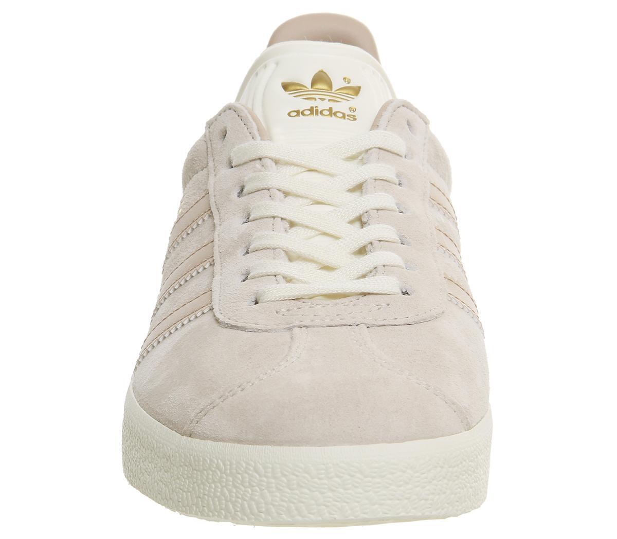 adidas Gazelle Linen Dust Pearl Cream