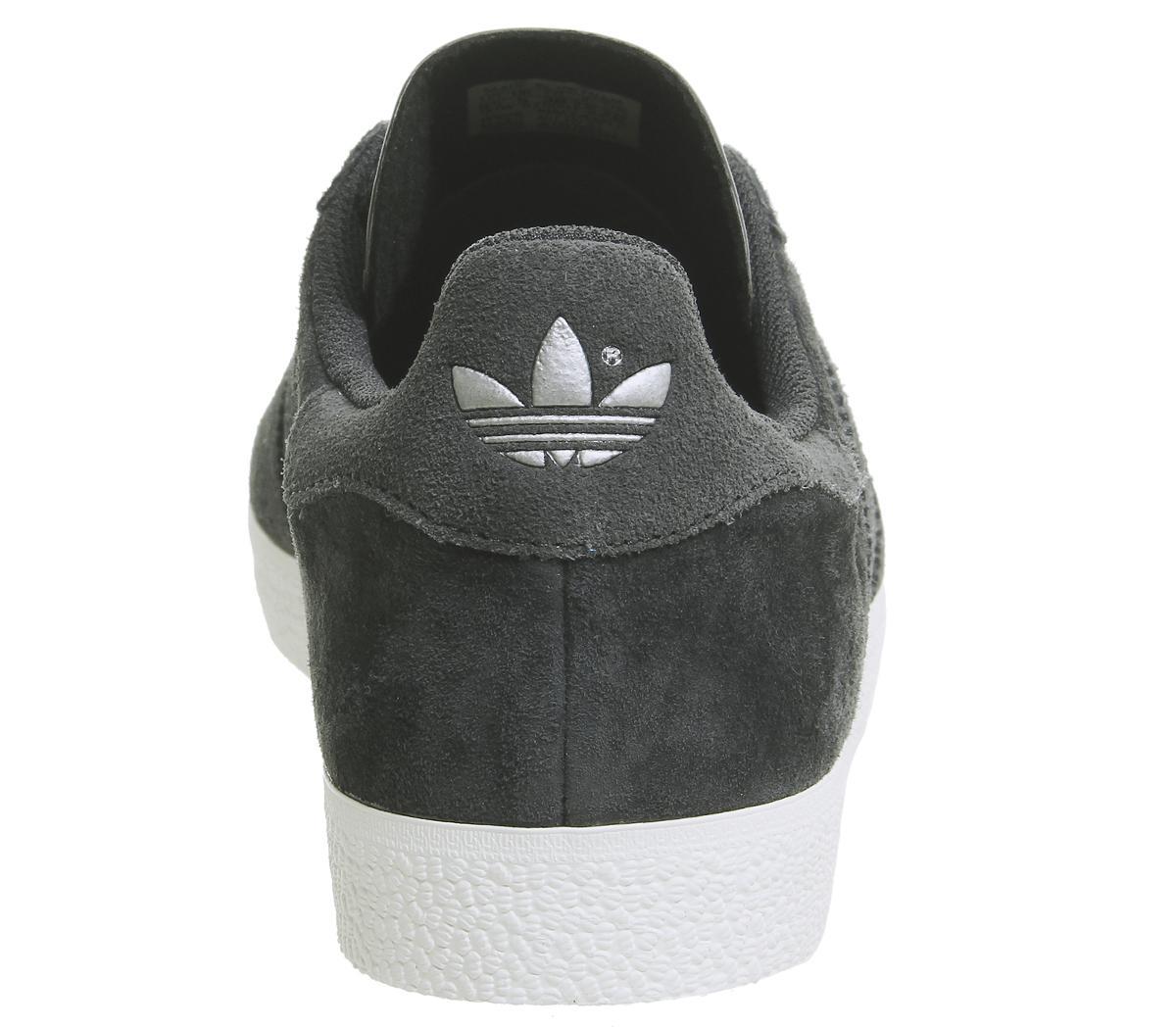 adidas Gazelle Trainers Night Grey