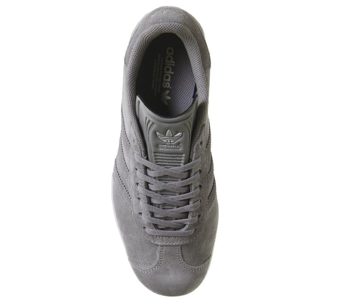 adidas Gazelle Trainers Solid Grey Four