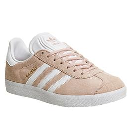 adidas gazelle rose et orange