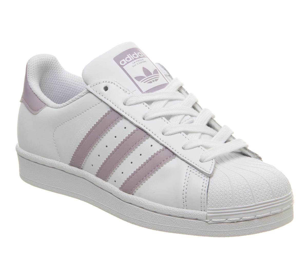adidas Superstar 1 Trainers White Soft