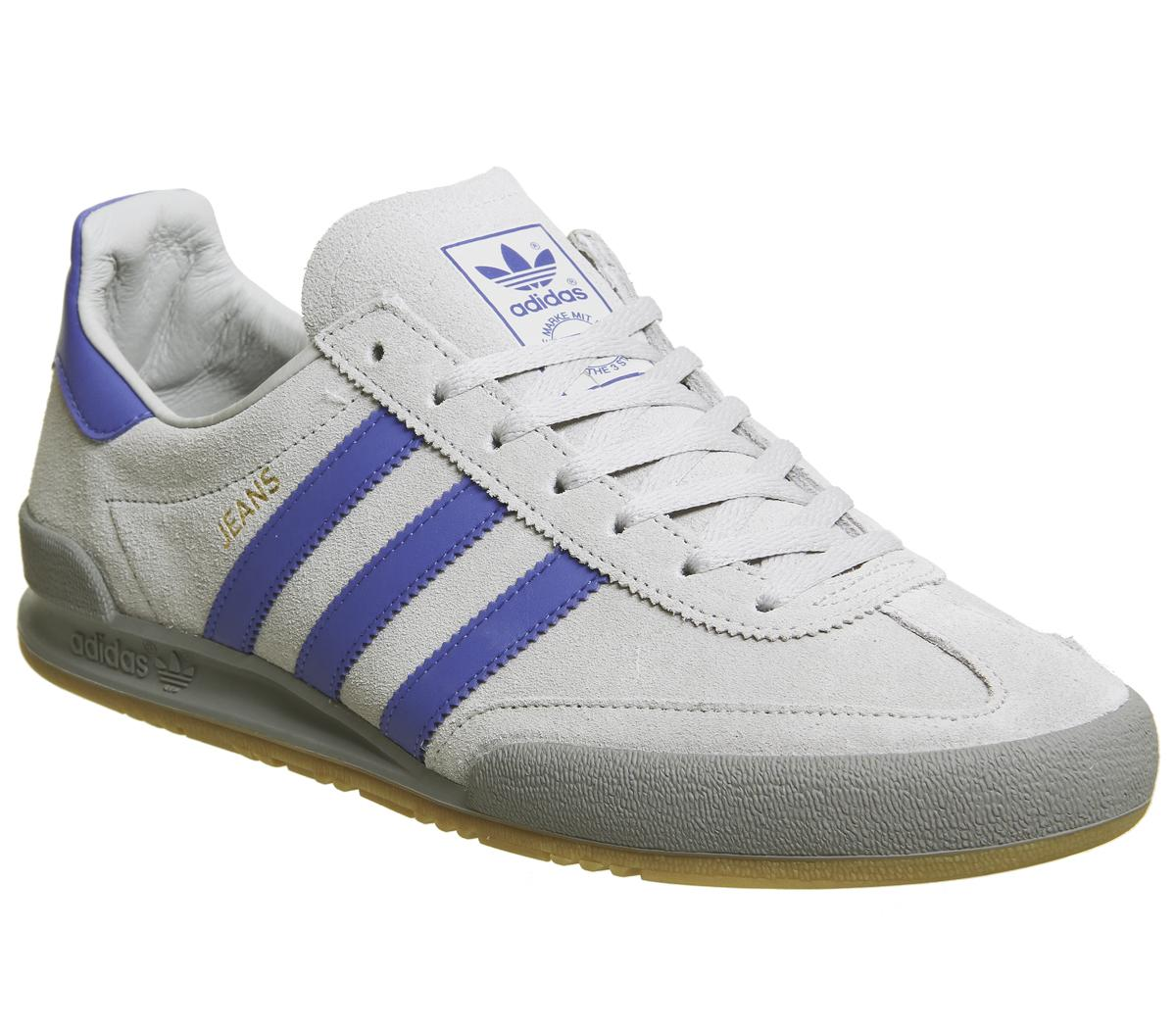 adidas Jeans Trainers Grey Two Hi Res