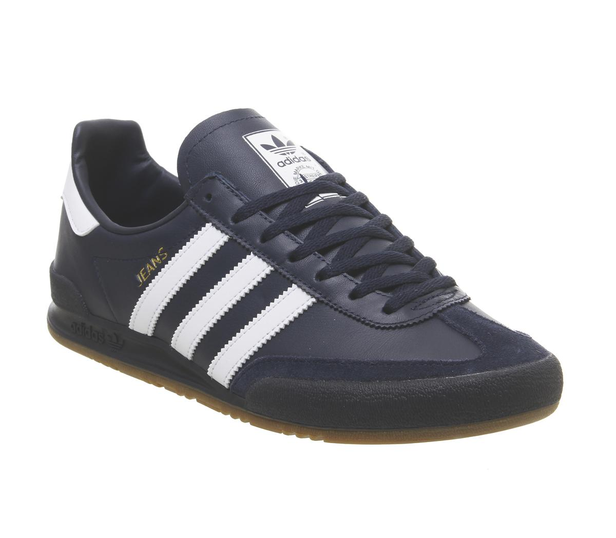 mens adidas jeans trainers size 11