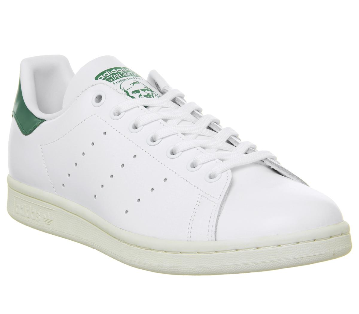 adidas Stan Smith Trainers White Off