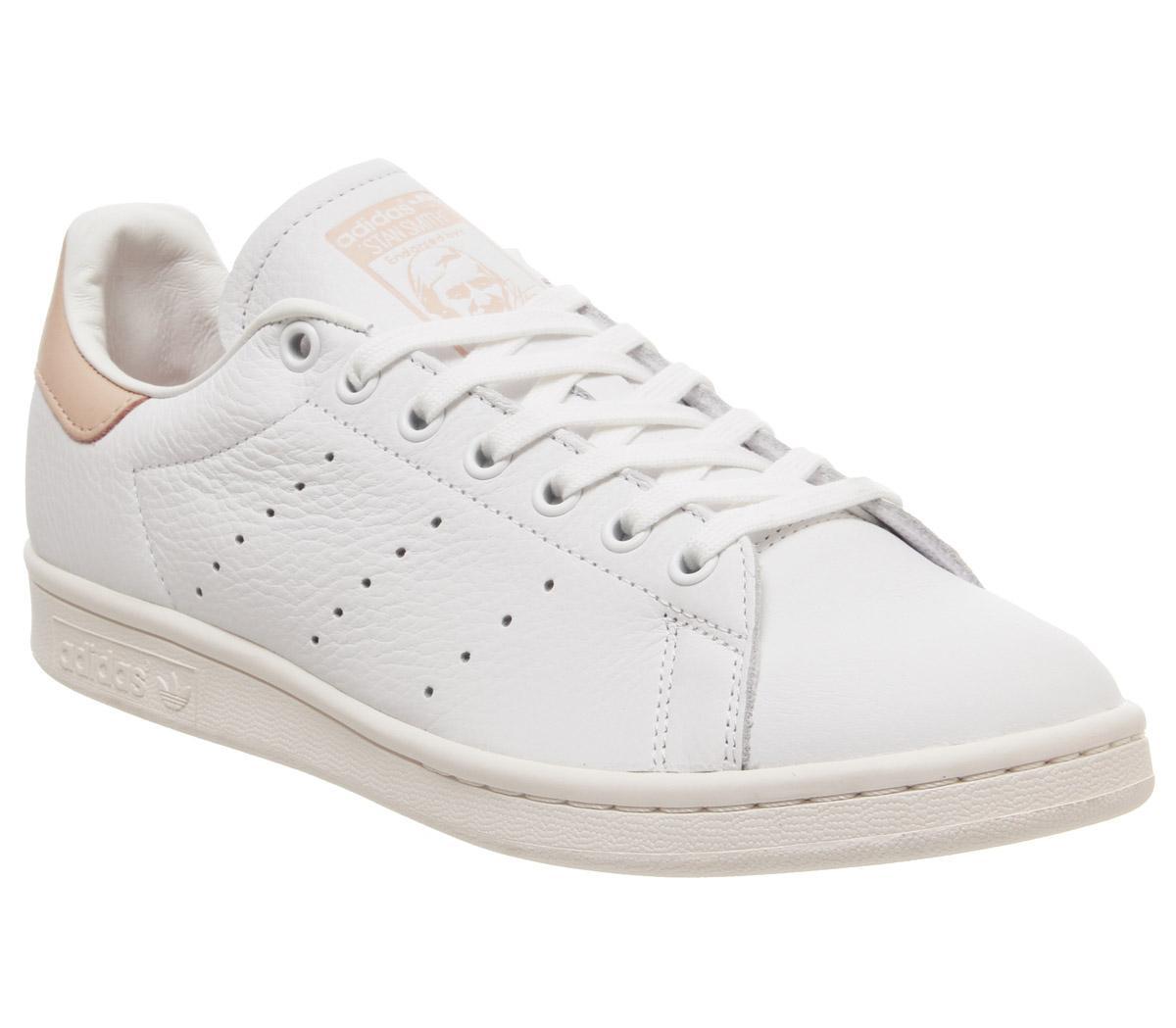 adidas Stan Smith Trainers White Vapour