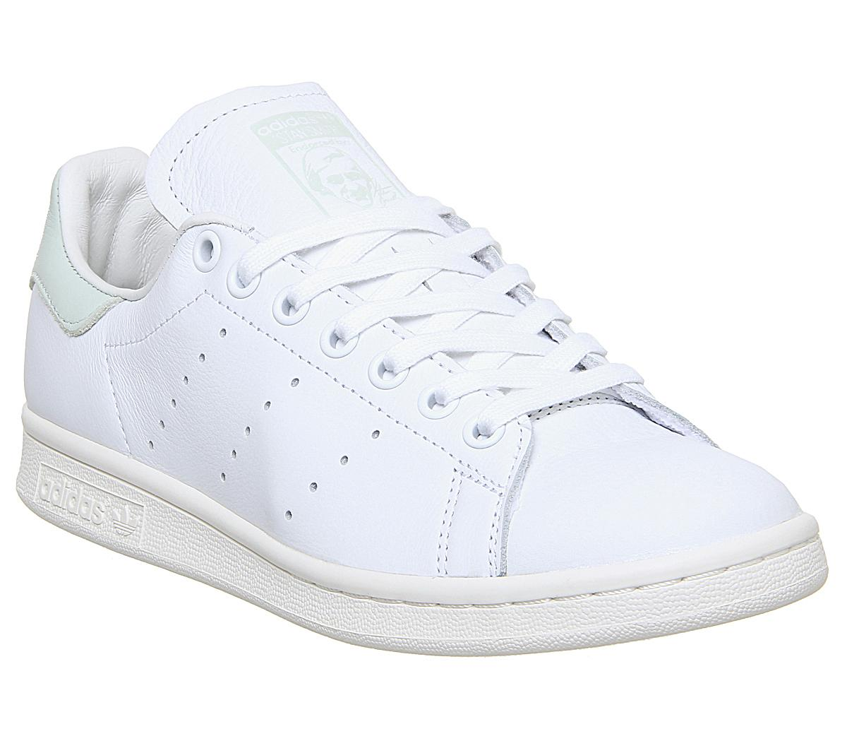 adidas Stan Smith Trainers White Linen
