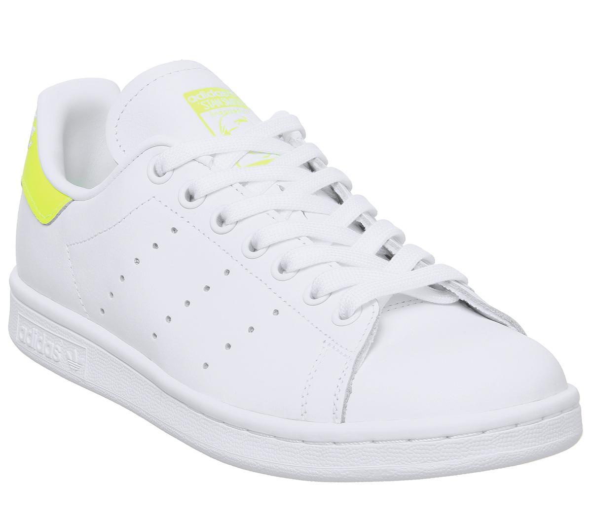 adidas Stan Smith Trainers White Solar