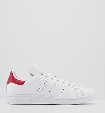 white trainers women adidas