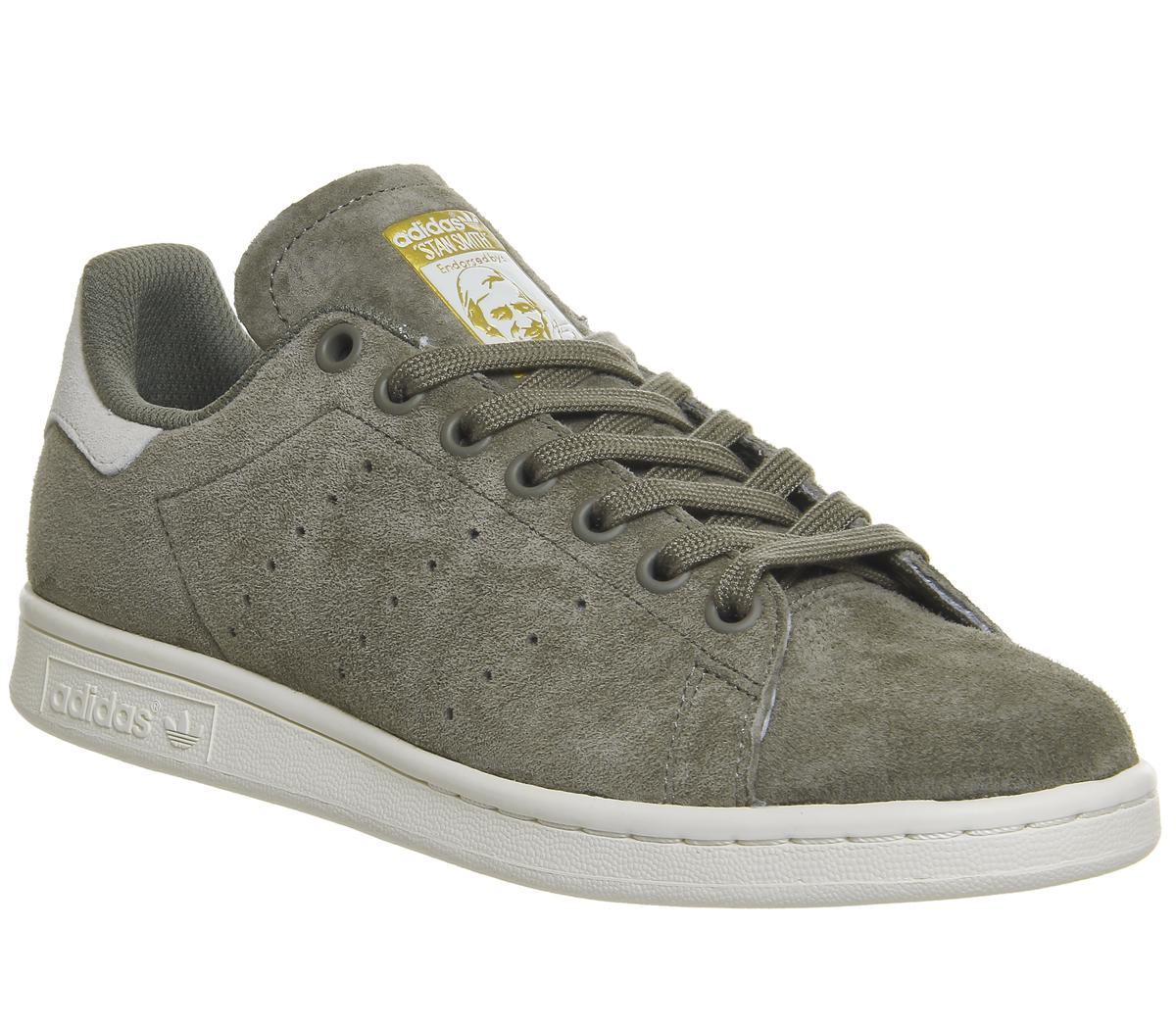 adidas Stan Smith Trainers Trace Cargo