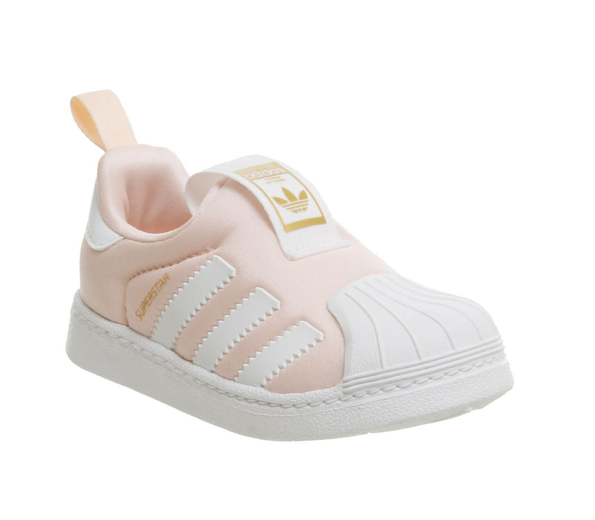 adidas Superstar 360 Inf 3-9 Clear