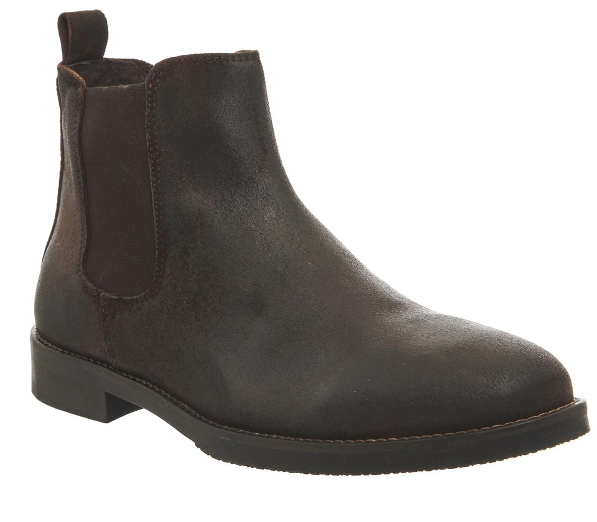 Cage Chelsea Boots