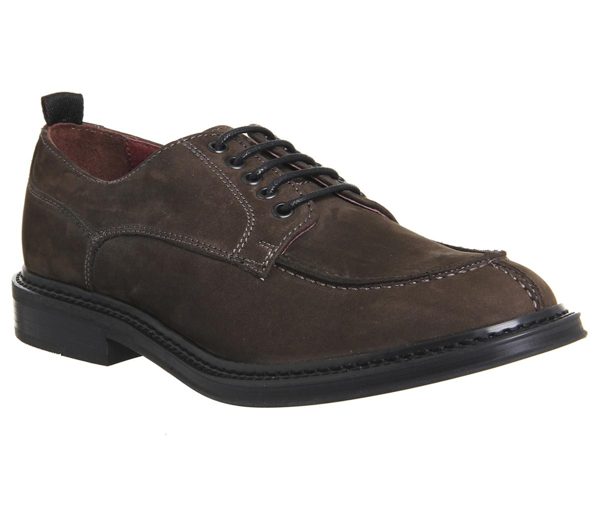 Camillo Apron Lace Up Shoes