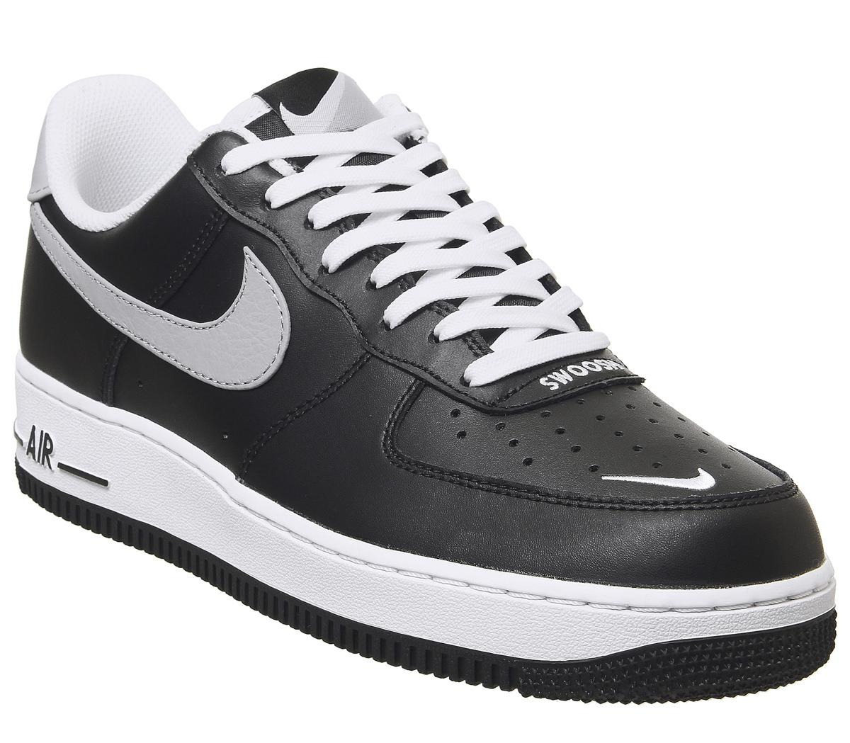 Nike Air Force 1 Lv8 Black Wolf Grey