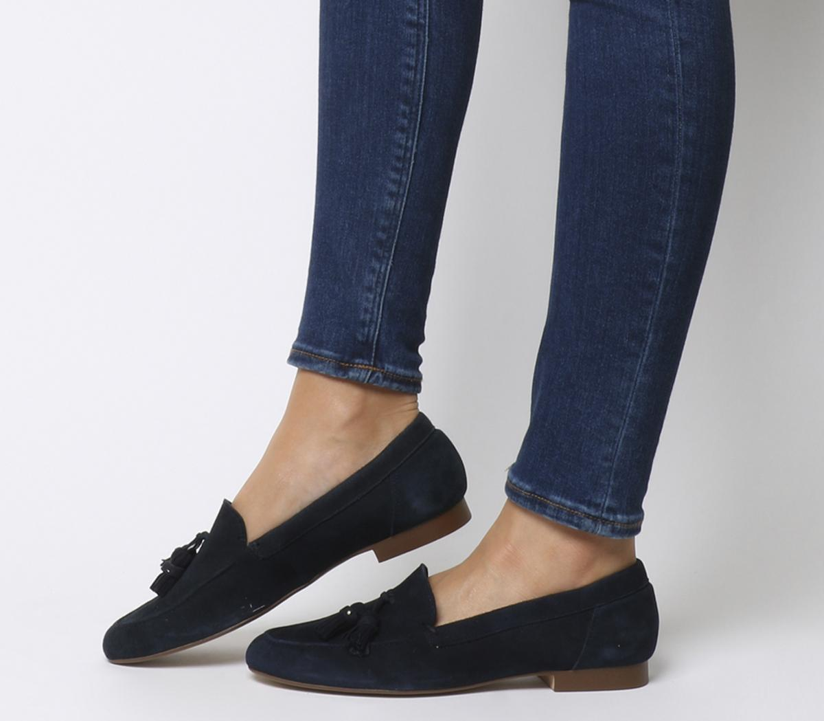 Retro Tassel Loafers