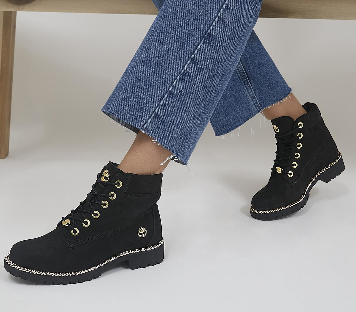 Slim Premium 6 Inch Boots