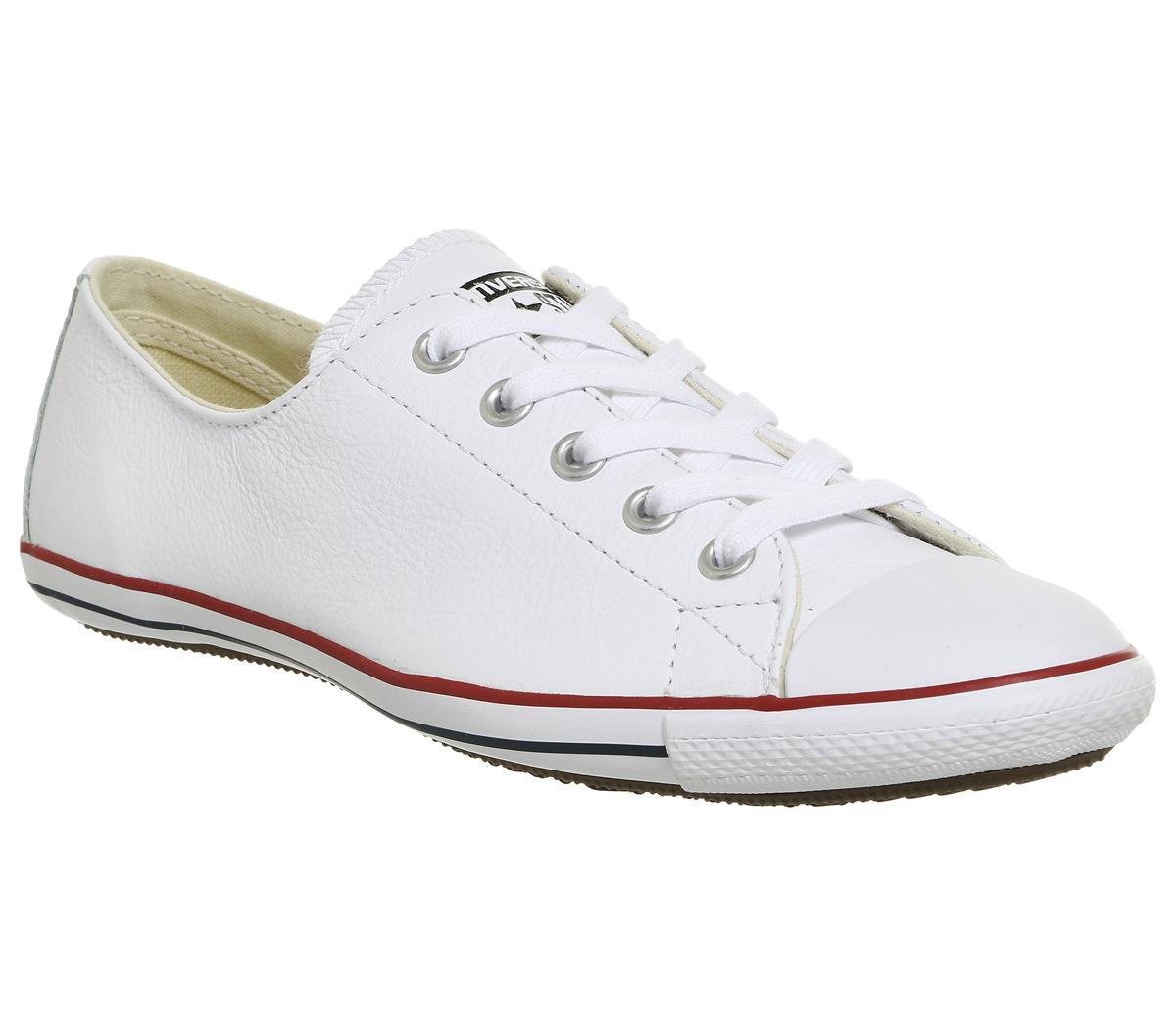 Converse Ct Lite 2 White Garnet Leather