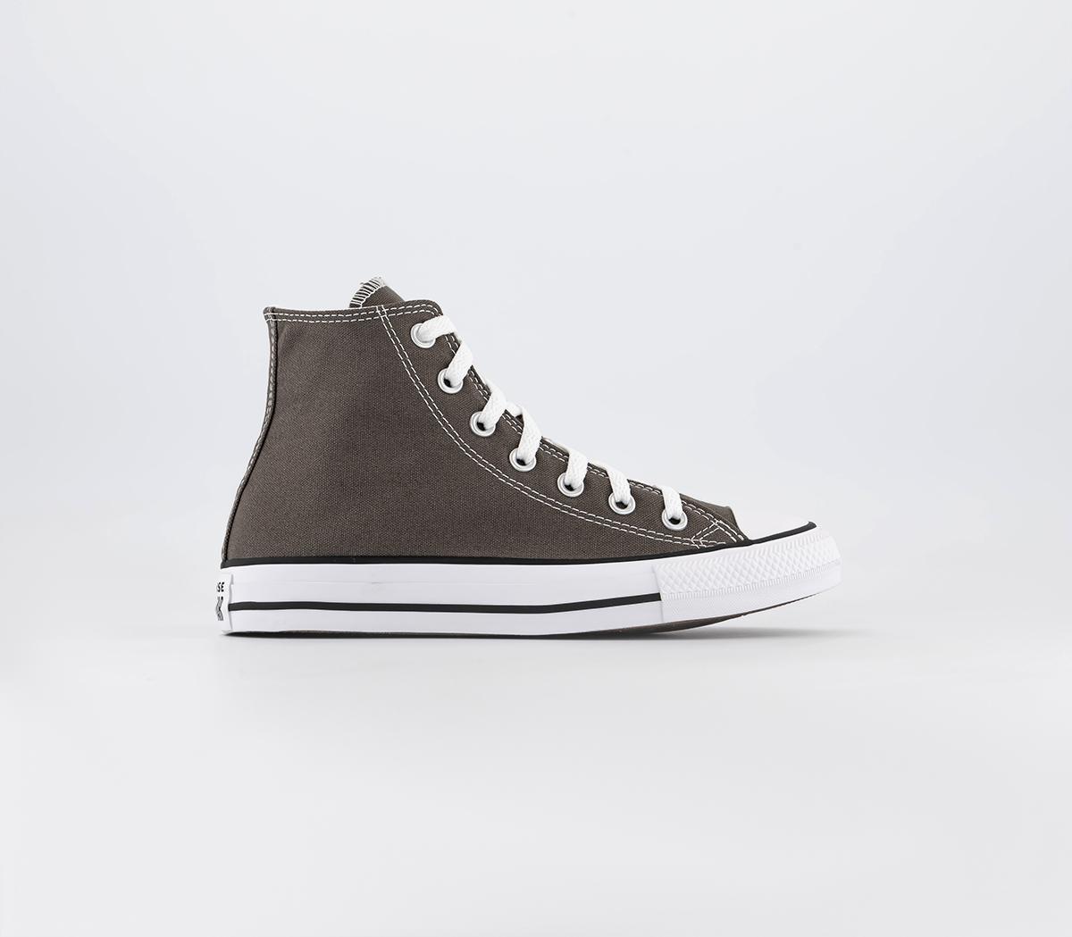 Converse All Star Hi Charcoal - Unisex