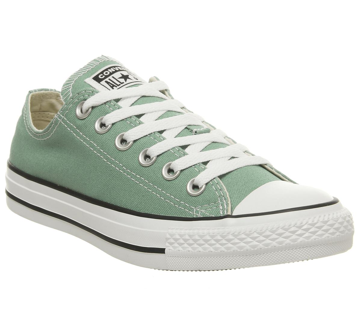 Low Trainers Mineral Teal - Hers trainers